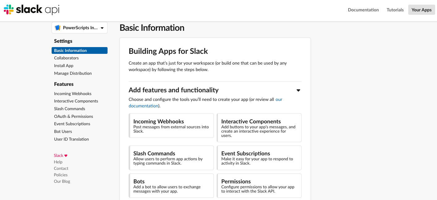 Integration with Stride and Slack - Simple Issue Language