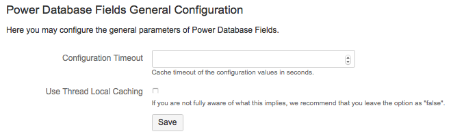 Data Table Configuration - Power Database Fields PRO™ - Confluence