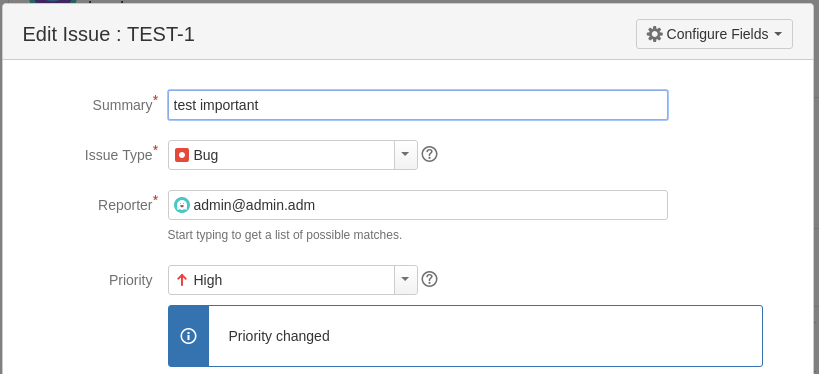 How Live Fields work - Power Scripts™ for Jira 4 0 - Confluence